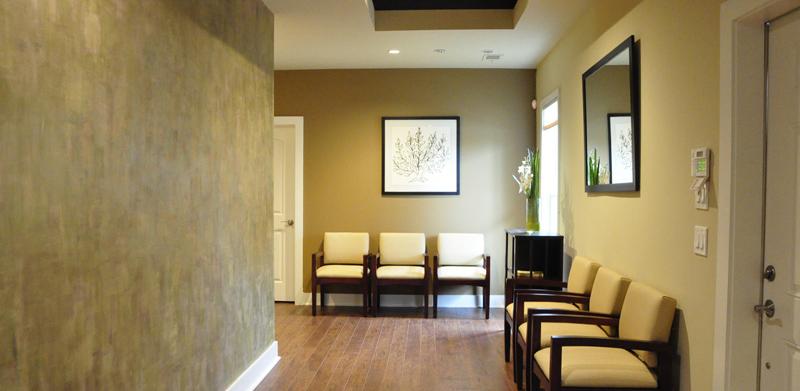 Clinic interior, Atlanta Acupuncture clinic Absolute Holistic Medicine