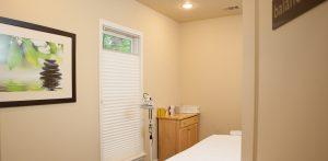 Treatment Room, Atlanta Acupuncture clinic Absolute Holistic Medicine